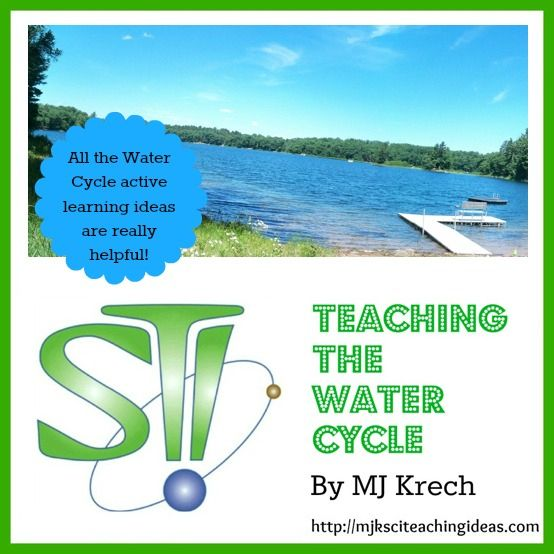 63 best images about Teaching the Water Cycle on Pinterest   Bill ...