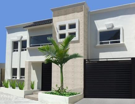 17 mejores ideas sobre fachadas de casas chicas en for Buscar casas modernas