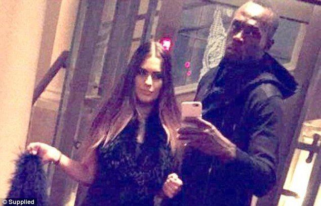 Has an Australian model stolen Usain Bolt's heart?