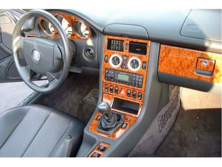 Custom dashboard kit holiday gift for your man.