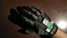 DIY Wearables Data Glove  Active Wirehead