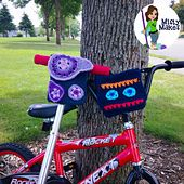 Ravelry: Paisley and Monster Bike Bag pattern by Misty Makes