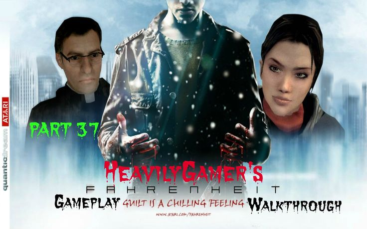 Fahrenheit Gameplay Walkthrough Part 37:Alternative Ending(The Purple Cl...