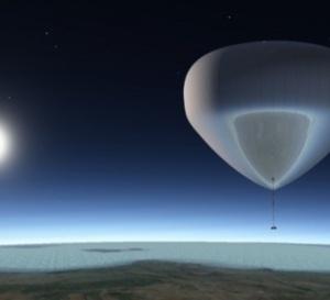 Una empresa española ofertará viajes espaciales en globo en 2014