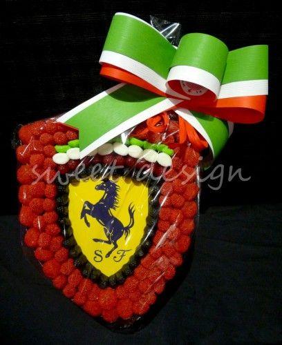 Escudo de Ferrari   Sweet Design