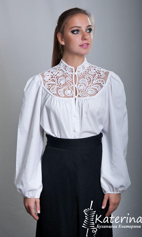 Romantic blouse2 | by Katerina Bukhantsova