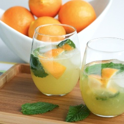 Meyer Lemon Mojito | Where is my mojito!? | Pinterest