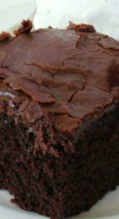 CopyCat Cracker Barrel Coke Cake- wonder if anyone has noticed how many…