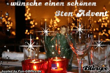 3.Advent Bilder Für Whatsapp