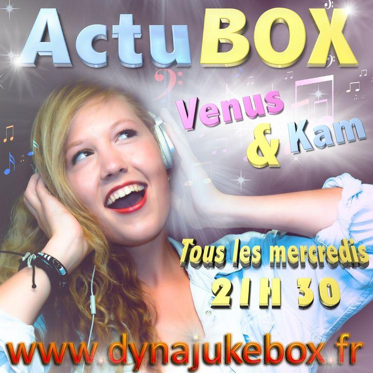 🎄 A 21h30 * ACTUBOX * SPECIAL NOEL 🎄 🎄 Bonjour, Guten Tag, Hello, Buenos dias, Hallo, Buongiorno, 🎄 Votre duo, Venus et Kam vous donnent rendez-vous ce soir dans votre émission hebdomadaire l'Actubox spécial Noël, pour les actus, sorties CD et albums, et les dates de concerts de vos artistes, sur http://www.dynajukebox.fr/index.php/emissions/29-actubox, la radio de la diversité musicale - Alan Walker  - Coldplay  - Calvin Harris  - Kendji  - Sia  - Adele  - Imany  - Shakira  - Willy…