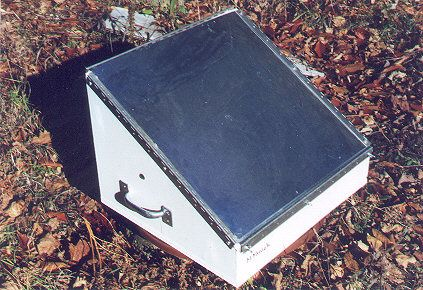 Most significant solar cooking projects