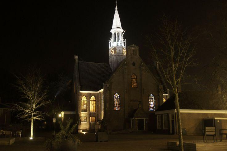 church in the dark by robert lotman on 500px