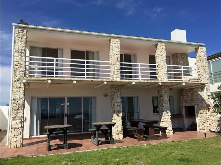 Villa Amore - Villa Amorè is a stunning beach house with exquisite finishes, providing accommodation for 10 people in total - six in the house and four in two self-contained units with separate entrances.The house ... #weekendgetaways #paternoster #southafrica
