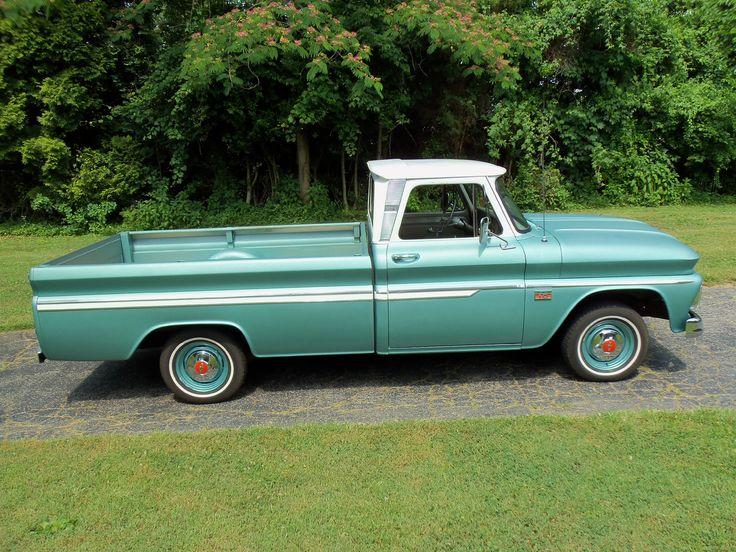 1966 chevy truck   1966 Chevy C-10 Custom Pickup Truck in Pristine Shape   AskAutoExperts ...