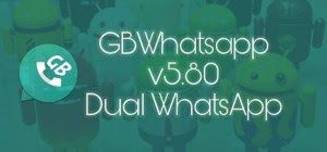 Download GBWhatsApp Latest Version 5.80 For Android 2017   GBWhatsApp Latest Version 5.80 is finallyhere -WhatsApp owned by Mark Zuckerberg has become one of the most popular android application of this era. Just because of its functionality and its simplicity. the need for more advanced features came because of increase number of whatsapp users daily so many developers are coming up with their own modded WhatsApp application. This is the new mod which is the GBWhatsApp v5.80 was developed…
