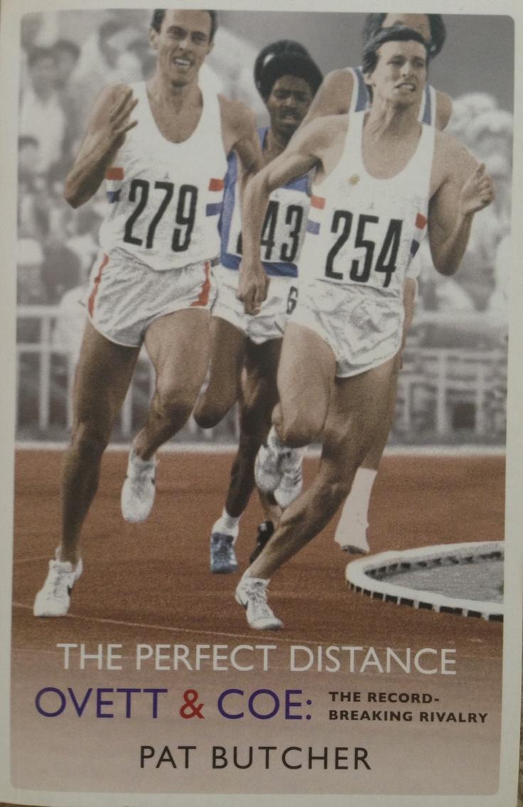 The Perfect Distance. Sebastian Coe & Steve Ovett. Amazing. Makes me want to go & run fast 400m repeats...