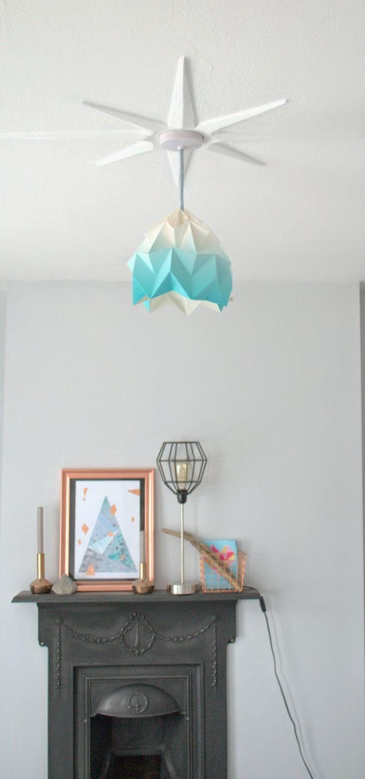 Ideias para suportar candeeiros. Ideas to support lamps.
