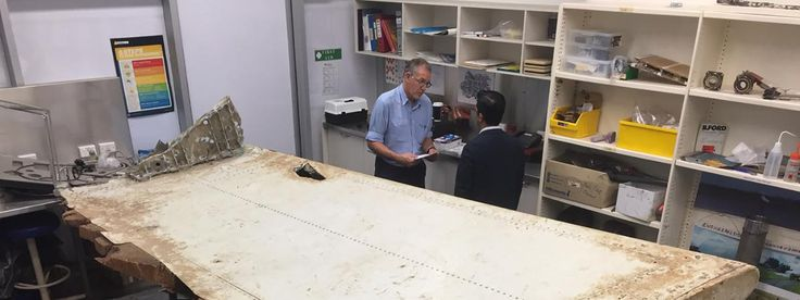 Un débris d'avion retrouvé en Tanzanie provient du Boeing du vol MH370, selon les autorités malaisiennes