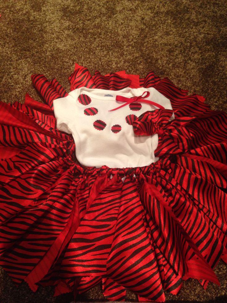 I made this set for my baby girl ❤️every princess needs a tutu set ❤️