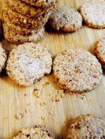 Pine nuts and hazelnut cookies - Galletas de Piñones y Avellanas - Cocina Chilena - Recetas Caseras
