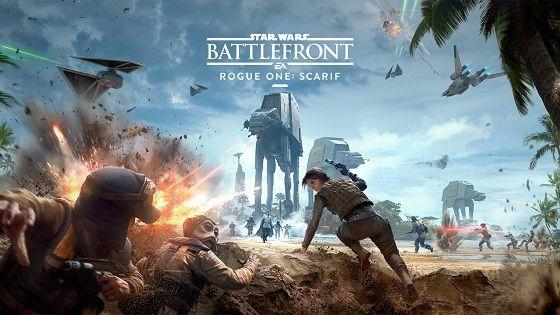 Star Wars Battlefront Rogue One: Scarif Jeux PC Complet Télécharger