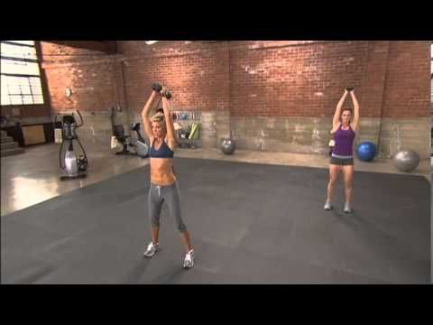 Personal Training With Jackie: Upper Body - YouTube