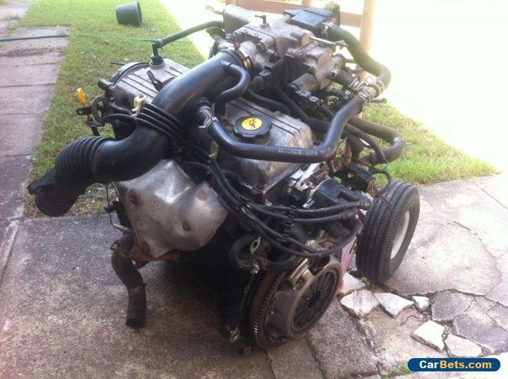 Wrecking Ford Festiva 2000 #ford #festiva #forsale #australia