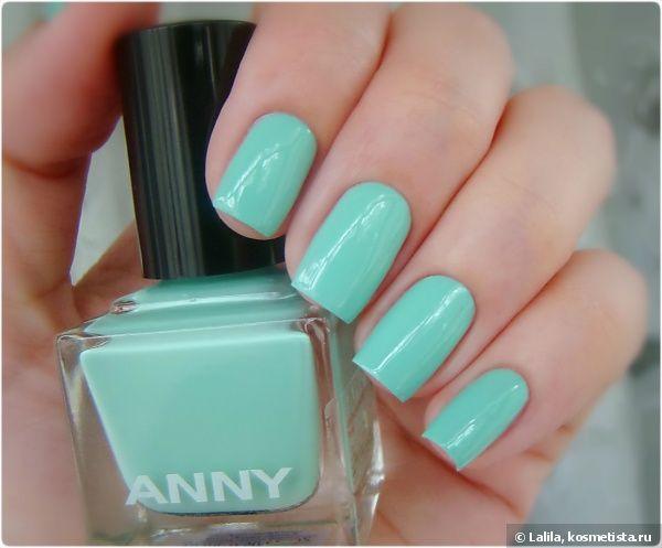 Anny Nail Polish Mint Dolphin # 378.50