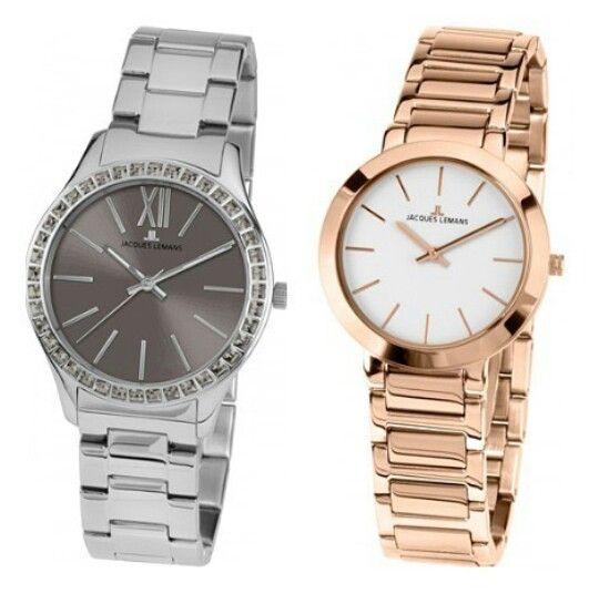 Большой выбор часов в новой коллекции Jacques Lemans