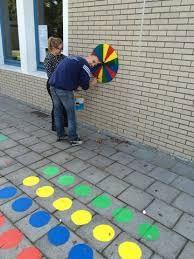 Afbeeldingsresultaat voor speelplaats schilderen