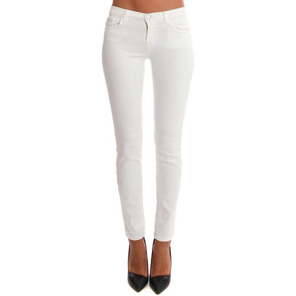 J Brand Low Rise Skinny ($90) ❤ liked on Polyvore featuring jeans, denim, sale, women, j brand jeans, j-brand skinny jeans and j brand