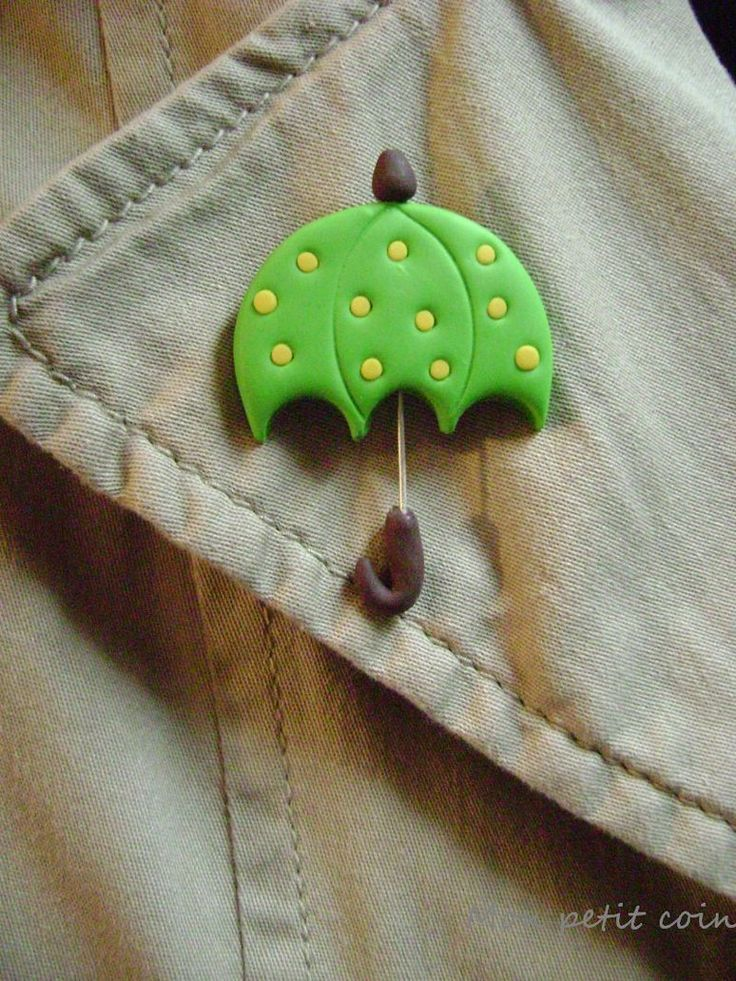 Polymer clay umbrella by monpetitcoin on deviantART