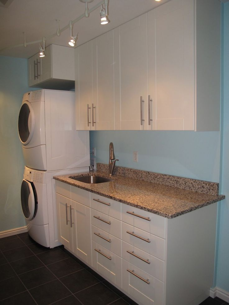 Laundry Room Is One Of Particular Rooms Requiring More Storage Systems To Support The E Needs