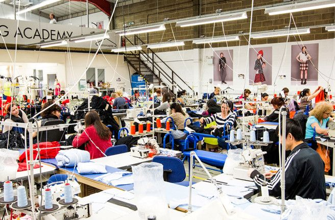 Op-Ed | Reshoring Garment Manufacturing is Viable and Scalable - BoF - The Business of Fashion