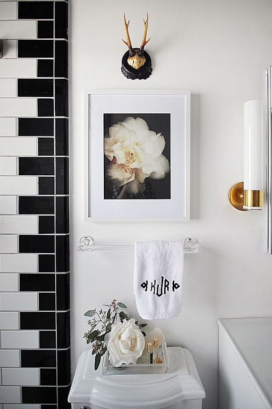 7 times subway tile looked anything but boring black subway tilesbathroom subway tileswhite