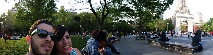 Washington Square, NY.