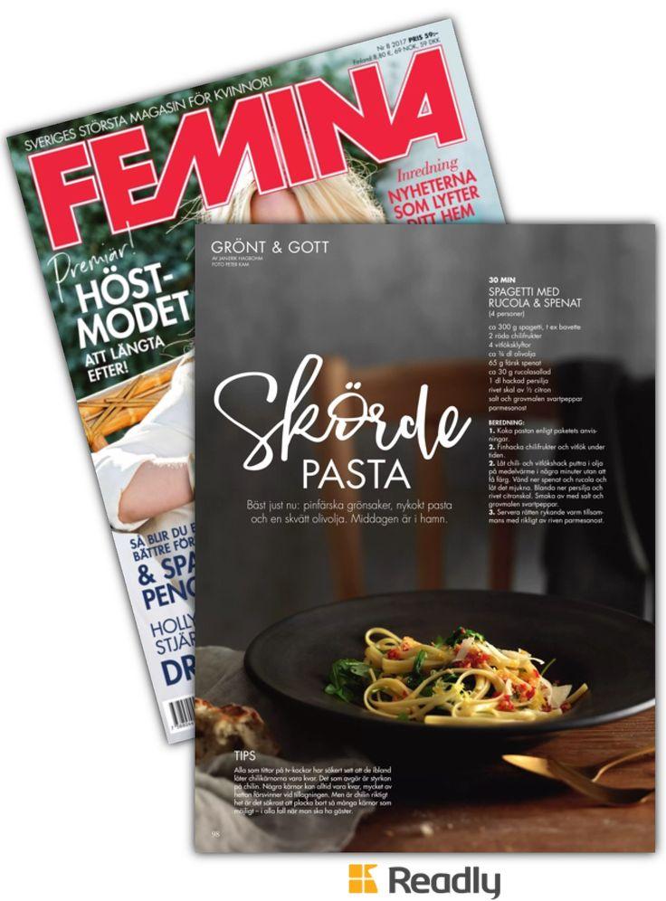 Tips om Femina 17-08 sidan 98