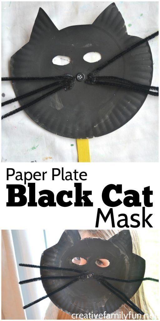 black cat paper craft 828 best and easy kid crafts images on 3458