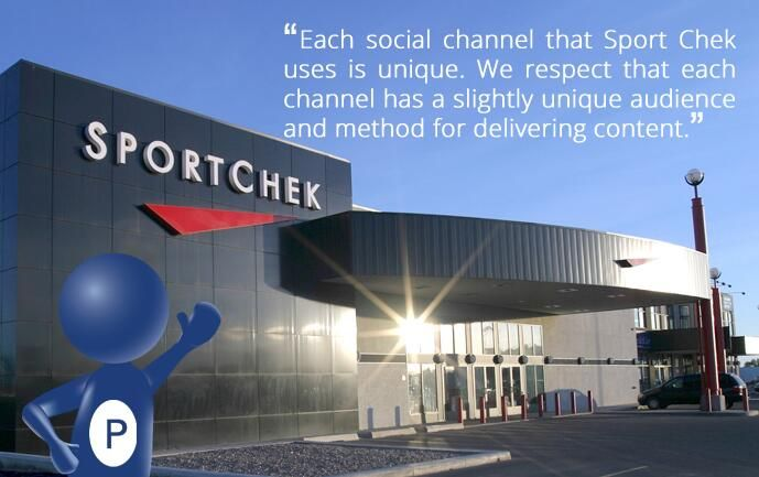 Pete took a trip to SportChek to speak with them on promoting an active life style and an active social media presence! #Pragmatic #SocialMedia #Sports #SportChek http://ow.ly/EBCXa