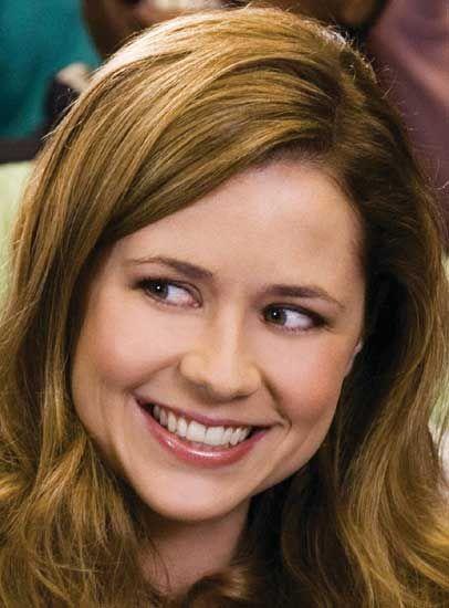 Jenna Fischer Patinazo a la gloria
