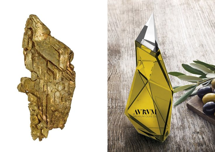 AURUM Premium Olive Oil (Student Project) on Packaging of the World - Creative Package Design Gallery