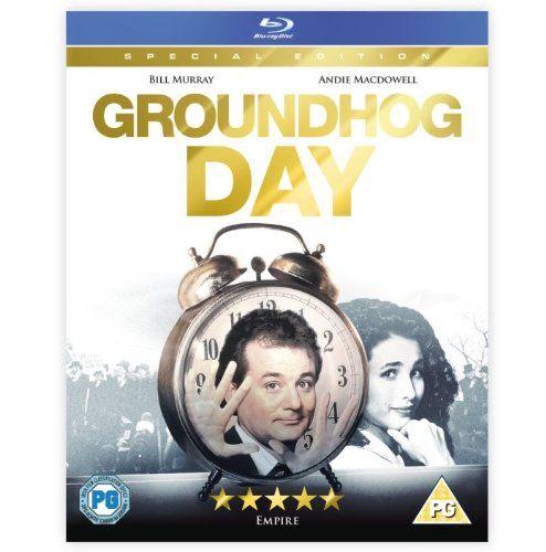 Groundhog Day [Blu-ray] [1993]: Amazon.co.uk: Bill Murray, Andie MacDowell, Stephen Tobolowsky, Chris Elliott, Brian Doyle-Murray, Marita Geraghty, Angela Paton, Rick Ducommun, Rick Overton, Robin Duke, Harold Ramis, Trevor Albert: DVD & Blu-ray