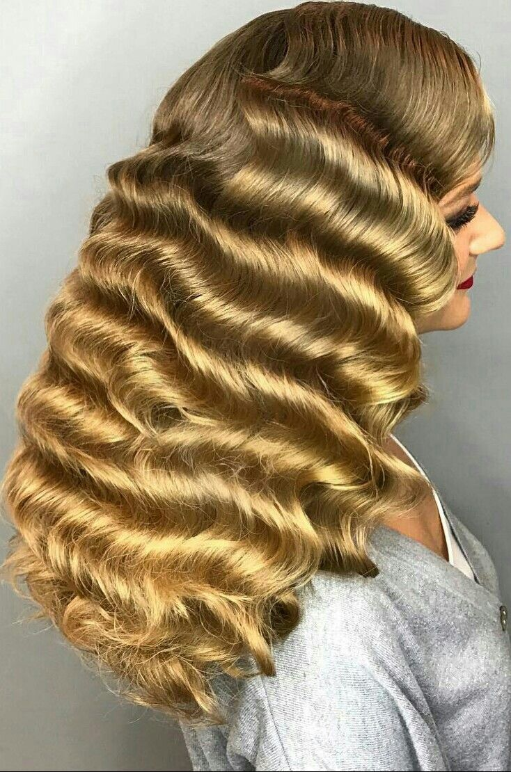 Perm for very short hair this epic perm really speaks for itself - 40 Gorgeous Perms Looks Say Hello To Your Future Curls