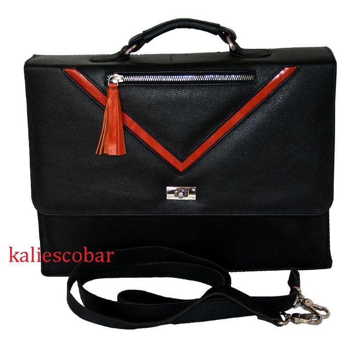 """New Business Mens Leather Briefcase Bag Handbag 14"""" Laptop Shoulder Bag Tote Bag #Handmade #MessengerShoulderBag"""