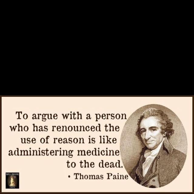 Thomas Paine Quotes: 1000+ Images About THOMAS PAINE ...AGE OF REASON On