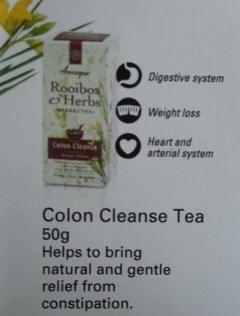 Colon Cleanse Tea by Annique