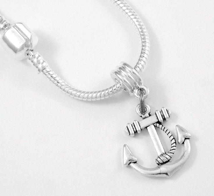 Anchor Necklace Anchor Gift Anchor Present Anchor Pendent Nautical Necklace