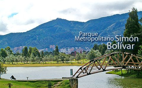 Simon Bolivar Park,from 1968, more than 400 acres were decdicated to the protection of green areas and construction of parks and cultural spaces for the recreation of the people from Bogota.