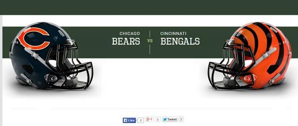 Cincinnati Bengals vs. Chicago Bears (Preseason) Aug 29, Paul Brown Stadium, From $20