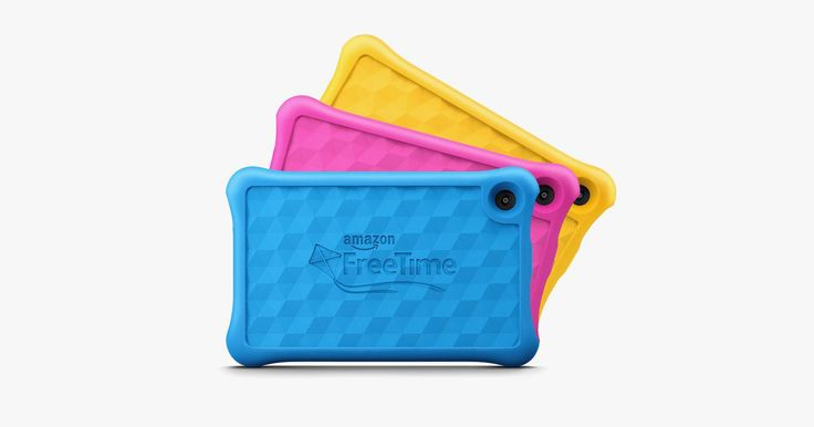 Amazon's Kids-Only Fire 7 Is a Sturdy Tablet for Your Tot